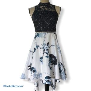 Xtraordinary | Hi Lo Hem Teens Party Dress